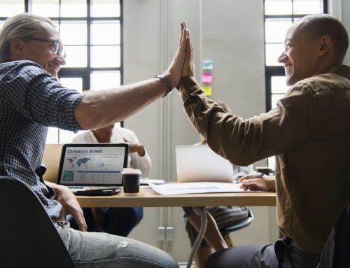 Menestyvän yrityksen sydämessä on tehokas yritysstrategia