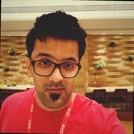 Jitendra Vaswani, digitaalisen markkinoinnin konsultti, Bloggers Ideas