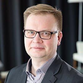 Riku Ryödi Tilisi Oy:n toimitusjohtaja