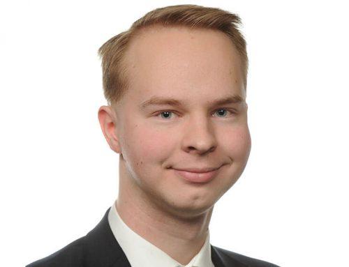 Tiimi tutuksi: asiakaspalvelija Aleksi Luukkonen – tärkeää työkokemusta opintojen ohella
