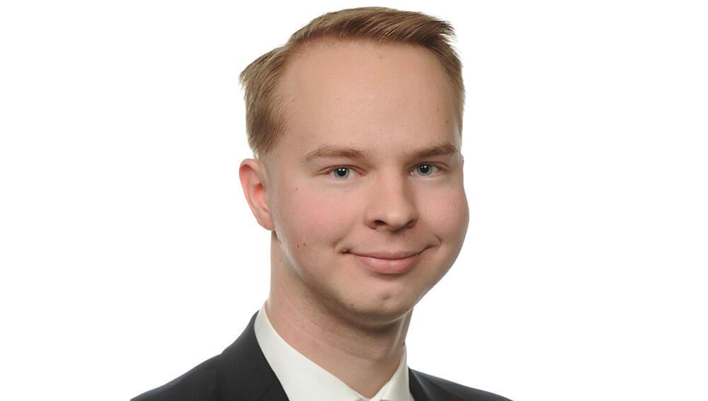 Tiimi tutuksi: asiakaspalvelija Aleksi Luukkonen ¬– tärkeää työkokemusta opintojen ohella