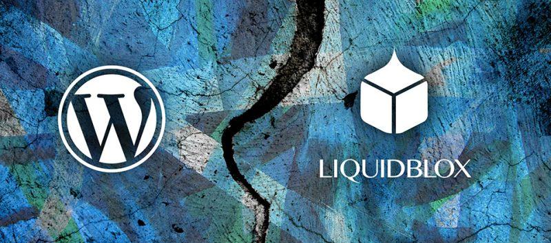 Wordpress vai LiquidBlox?