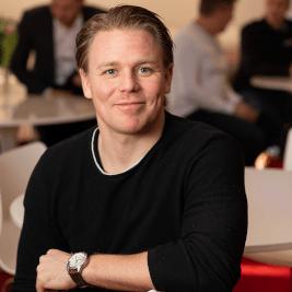 Mikko Palotie, markkinointijohtaja, Lip-Lap Laituri Oy
