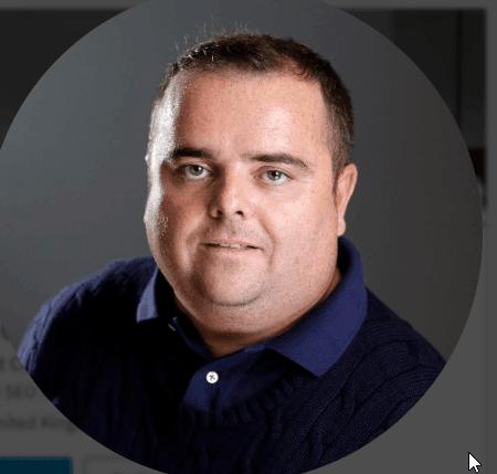 Craig Campbell, SEO-ekspertti, Craigcampbellseo-bloggaaja