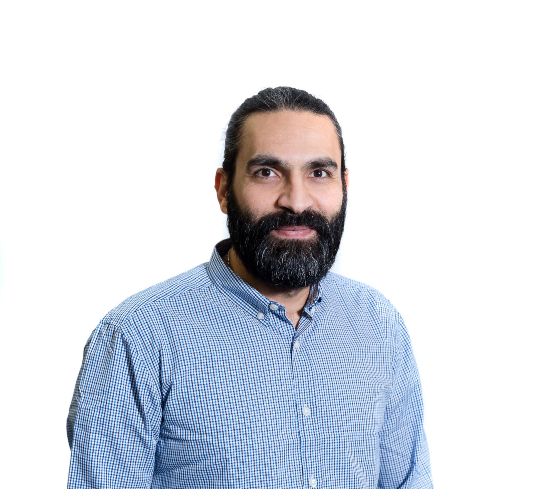 Masoud Bolhassani