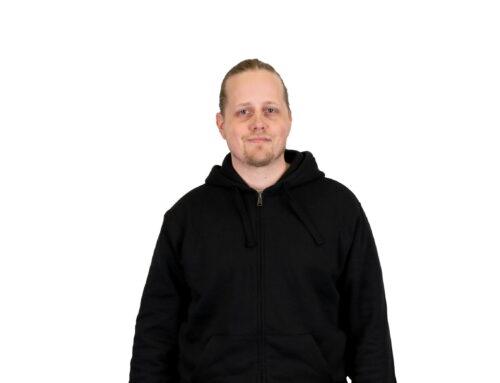 Tiimi tutuksi: Account Manager Juho Anttila tarjoaa vinkkinsä yritysmyynnin saloihin