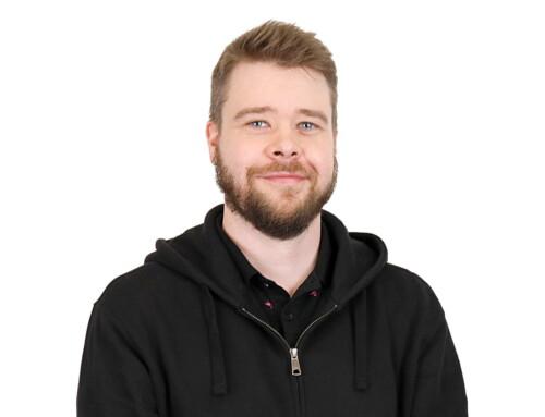 Tiimi tutuksi: Asiakaspalvelupäällikkömme Jaakko Mikkola on asiakkaiden asialla